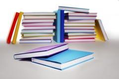 De kleuren van de lezing uw leven! V9 Stock Foto's