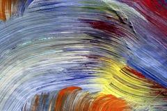 De kleuren van de looppas - vakmanschap stock afbeeldingen
