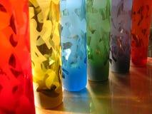 De Kleuren van de ontwerper Stock Foto's