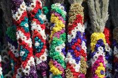 De kleuren van de Palmzondag Stock Afbeeldingen