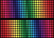 De kleuren van de regenboog Royalty-vrije Stock Foto