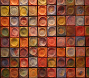 De kleuren van de verf Royalty-vrije Stock Foto