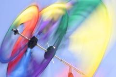 De Kleuren van de vlieger Royalty-vrije Stock Foto's