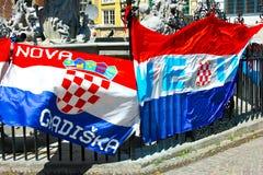 De kleuren van Euro 2012. Stock Afbeeldingen