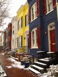 De Kleuren van Georgetown Stock Afbeelding