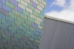De kleuren van het titanium Royalty-vrije Stock Afbeelding