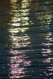 De Kleuren van het water Royalty-vrije Stock Fotografie