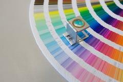 De kleuren van Pantone Stock Afbeelding