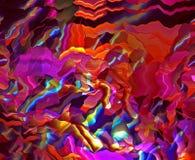 De Kleuren van Paradijs 18 Stock Foto's