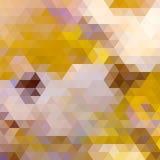 De kleurenachtergrond van de driehoeksherfst. Royalty-vrije Stock Foto
