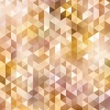 De kleurenachtergrond van de driehoeksherfst. Royalty-vrije Stock Foto's