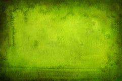 De kleurenachtergrond van het water Stock Afbeelding