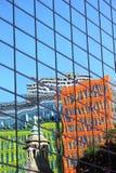 De Kleurenhoeken van Londen Stock Afbeelding