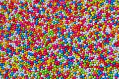 De kleurenhoogtepunt van het suikergoed Stock Fotografie