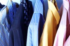 De kleurenOverhemd en Band van de mengeling Royalty-vrije Stock Foto