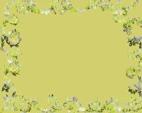 De kleurenwijnstokken van het water Royalty-vrije Stock Foto's