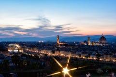 De kleurenzomer van Florence XXI stock fotografie