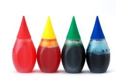 De kleuring van het voedsel Stock Foto