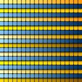 De kleurrijke abstracte vectorachtergrond van technologie Royalty-vrije Stock Fotografie