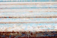 De kleurrijke achtergrond van de metaalpijp Stock Foto's