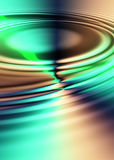 De kleurrijke Achtergrond van de Rimpeling Stock Foto's