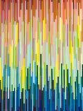De kleurrijke Achtergrond van de Tegel stock afbeelding