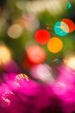 De kleurrijke achtergrond van Kerstmis Royalty-vrije Stock Afbeeldingen
