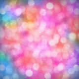 De kleurrijke achtergrond van Kerstmis Royalty-vrije Stock Afbeelding
