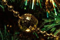 De kleurrijke achtergrond van Kerstmis Royalty-vrije Stock Fotografie