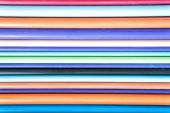 De kleurrijke achtergrond van de lijnen abstracte kunst royalty-vrije stock afbeelding