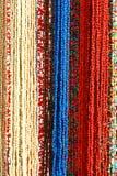 De kleurrijke Achtergrond van Parels Royalty-vrije Stock Foto's