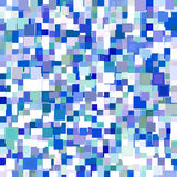 De kleurrijke Achtergrond van Vierkanten Royalty-vrije Stock Fotografie