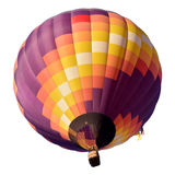 De kleurrijke Ballon van de Hete Lucht Stock Foto