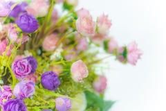 De kleurrijke bloem in boeket royalty-vrije stock afbeelding
