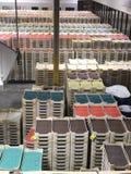 De kleurrijke Bonen van de Gelei stock foto