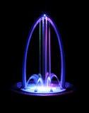 De kleurrijke Fontein van het Water stock foto