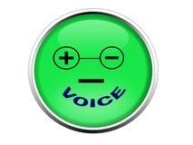 De kleurrijke knoop van het stemverslag met de knoop van het wedpictogram vector illustratie