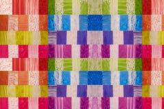 De kleurrijke patronen koelen achtergrondbehangbeelden stock foto