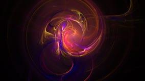 De kleurrijke rode abstracte achtergrond van de rcolorexplosie Stock Fotografie