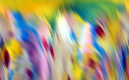 De kleurrijke romantische abstracte achtergrond van pastelkleur vlotte golven, abstracte achtergrond Royalty-vrije Stock Foto
