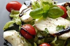 De kleurrijke Salade van Kerstmis Stock Foto