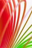 De kleurrijke stuk speelgoed lente Royalty-vrije Stock Fotografie