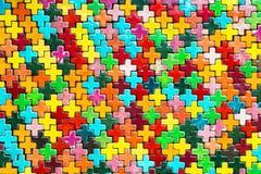 De Kleurrijke textuur van de muurkeramische tegel Royalty-vrije Stock Afbeeldingen