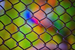 De kleurrijke wereld royalty-vrije stock afbeelding