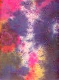 De kleurstofpatroon van de band Royalty-vrije Stock Afbeelding