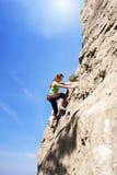 De klimmer van Gerl Royalty-vrije Stock Foto