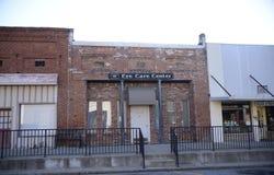 De Kliniek van de oogzorg, Sardis, de Mississippi Stock Foto