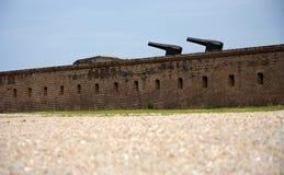 De Klinknagel van het fort stock afbeeldingen