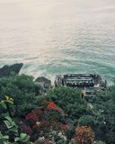 De klip van Bali Stock Foto