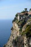 De klippen van Sorrento Royalty-vrije Stock Foto's